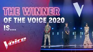 The Winner of The Voice Australia 2020 ...