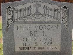 Effie Morgan Bell (1910-1988) - Find A Grave Memorial