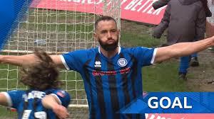FA Cup: Aaron Wilbraham draws Rochdale level against Newcastle - BBC Sport