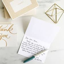 wedding thank you messages what to
