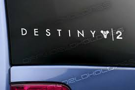 Destiny 2 Sticker Decal 8 5 Game Ps4 Xbox One 360 Warlock Titan Hunter Ebay