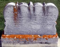 Adeline Hill Quackenbush (1819-1881) - Find A Grave Memorial