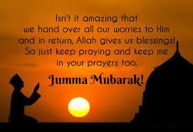 jumma mubarak wishes messages duas and quotes wishesmsg