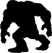 Bigfoot Sasquatch Car Stickers Decals