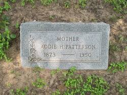 """Adeline George """"Addie"""" Hodges Patterson (1873-1950) - Find A Grave Memorial"""