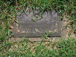 Celia Addie Holmes (1915-1991) - Find A Grave Memorial