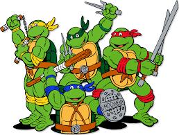 ninja turtles hogwarts and archetypes