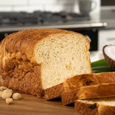 coconut macadamia nut sliced bread 2