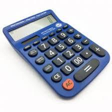 bst detectable desktop calculator