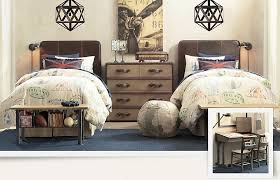Travel Themed Kids Bedroominterior Design Ideas