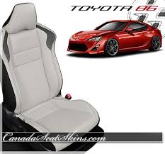 toyota 86 custom leather upholstery