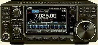 ic 7300 icom rx tx rf ham