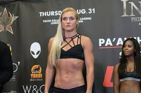 Aspen Ladd Accepts The Call Out By Yana Kunitskaya | Sherdog Forums | UFC,  MMA & Boxing Discussion