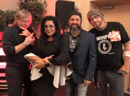 """Ross Childress, Mylo Carbia, Kurt Lund... - Mylo Carbia """"The Queen of  Horror"""" 