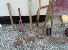 vintage garden tools for in
