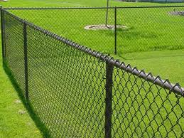 42 Vinyl Coated Residential Chain Link America S Fence Store