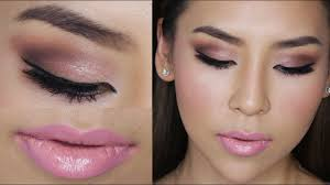 soft pink makeup tutorial you