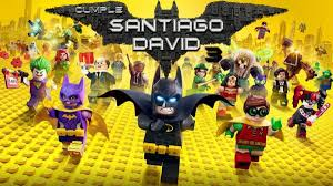 Lego Batman Video Tarjeta Invitacion Digital De Cumpleanos
