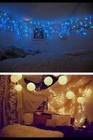 Kids Room With Lights Decorating With Christmas Lights Christmas Lights Dream Rooms