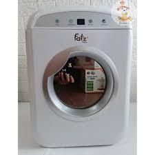 TẶNG 02 bình sữa cao cấp - Máy tiệt trùng sấy khô tia UV cao cấp Fatz Baby  FB4702
