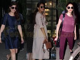 ADITI KHANNA - Twinkle Khanna, Mira Rajput and Aditi Rao Hydari snapped in  ...