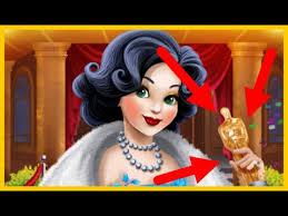 snow white hollywood glamour princess