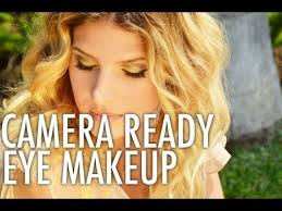 camera ready eye makeup with mr kate