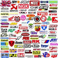 Amazon Com Pop Sticker Car Moto Modified Brand Logo Series Sticker Pack 103 Pcs Vinyl Stickers For Laptop Car Moto Skateboard Bike Luggage Iphone Graffiti Decal For Family Friends Children Adults Waterproof Arts Crafts Sewing