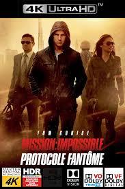 Mission: Impossible - Protocollo fantasma Streaming Film ITA