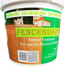 Palace Fence Guard Paint Lunar Grey 5l For Sale Online Ebay