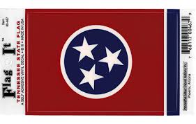 Tennessee State Flag Car Decal Sticker Pack Of 2 Red White Blue 3 25 X 4 75 Walmart Com Walmart Com