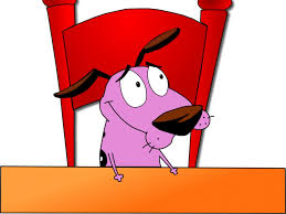 cowardly dog daily backgrounds in hd