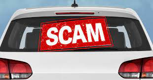 Scam Alert You Re Not Actually Getting Paid To Put Decals On Your Vehicle Verve A Credit Union