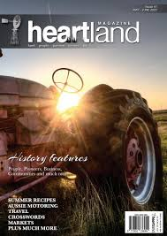 Heartland Magazine Issue 41 by Heartland Magazine Australia - issuu