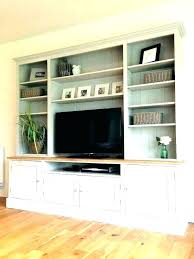 bookshelf with tv bookcase stand stands