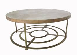 indian wood brass coffee table