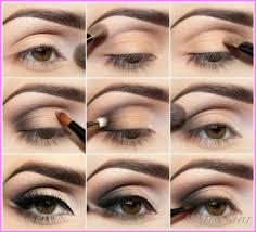 natural makeup hazel eyes star styles