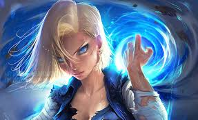 android 18 wallpapers top free