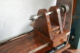 homemade wood lathe plan pdf