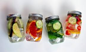 homemade detox water recipes