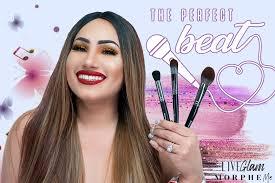 august 2019 liveglam morpheme brush