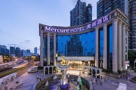 mercure shanghai yu garden china