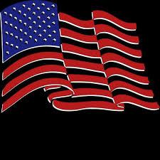 American Flag Decal Wall Art American Flag Car Window Decal 3x5 Poshmark