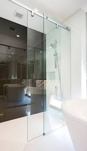 glass shower screens with images