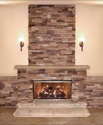 photos of veneer stone fireplace surrounds