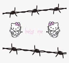 Simple Barbed Wire Tattoo Hd Png Download Transparent Png Image Pngitem
