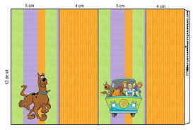 Imprimibles De Scooby Doo 6 Ideas Y Material Gratis Para