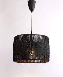 stunning hand crafted black woven