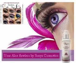 aloe vera cosmetics for beauty skin