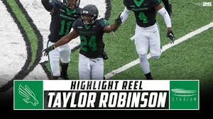 News about taylor robinson